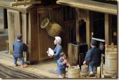 枕崎薩摩酒造花渡川蒸留明治蔵人形