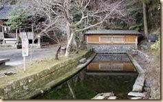 清水の湧水 鹿児島県川辺観光